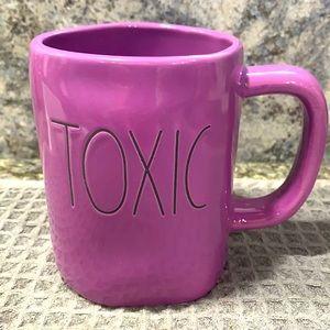 Rae Dunn TOXIC Mug